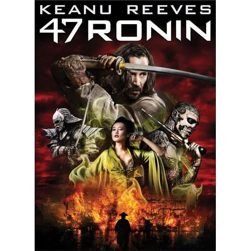 Image 0 of 47 Ronin On DVD With Keanu Reeves