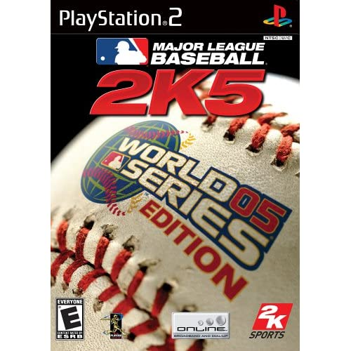 Image 0 of Major League Baseball 2K5 World Series Edition For PlayStation 2 PS2 Strategy