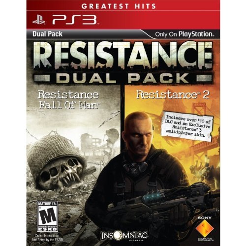 Image 0 of Resistance Greatest Hits Dual Pack PlayStation 3