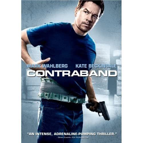 Image 0 of Contraband On DVD With Mark Wahlberg