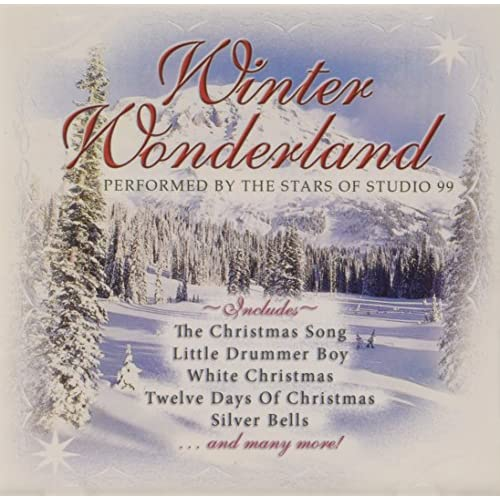 Image 0 of Winter Wonderland By Various On Audio CD Album 2011 Christmas