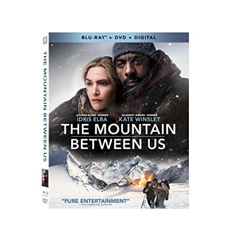 Image 0 of Mountain Between US The Blu-Ray On Blu-Ray With Idris Elba Drama