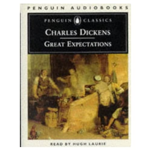 Image 0 of Great Expectations Penguin Classics On Audio By Charles Dickens And Hugh Laurie