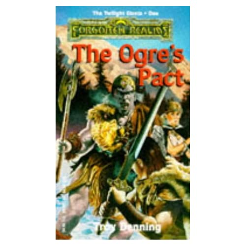 Image 0 of The Ogre's Pact Forgotten Realms Paperback by Troy Denning Book