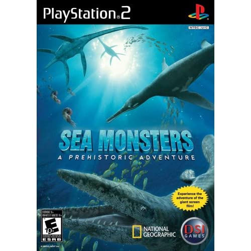 Image 0 of Sea Monsters For PlayStation 2 PS2
