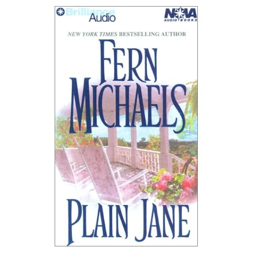 Image 0 of Plain Jane Nova Audio Books By Michaels Fern Merlington Laural Reader On Audio C