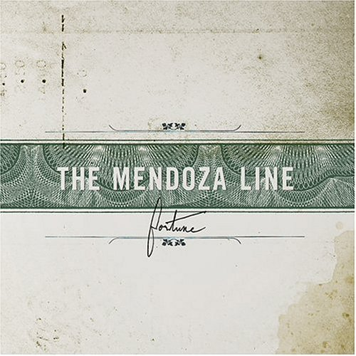Image 0 of Fortune By Mendoza Line On Audio CD Album 2004
