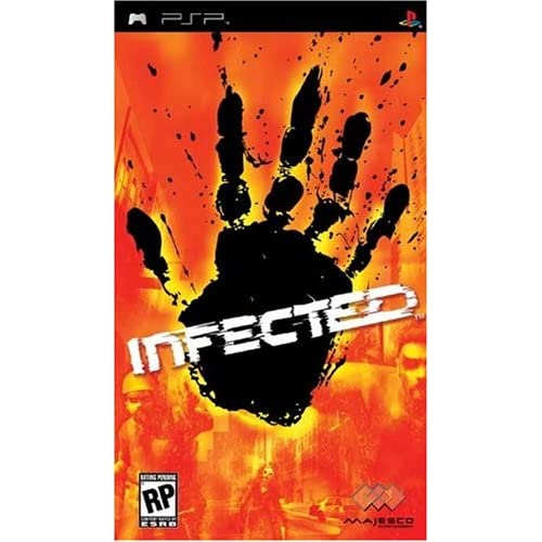 Image 0 of Infected Sony For PSP UMD