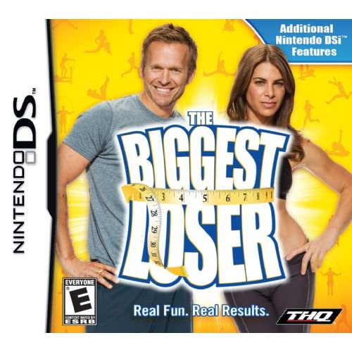 Image 0 of Biggest Loser For Nintendo DS DSi 3DS 2DS