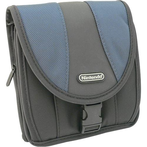 ALS Industries NDS-N15-BLU Nintendo DS Game And Accessory Case Blue