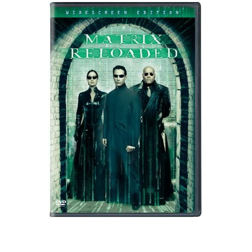 Image 0 of The Matrix Reloaded Widescreen Edition On DVD With Keanu Reeves