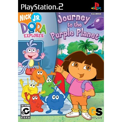 Image 0 of Dora The Explorer: Journey To The Purple Planet For PlayStation 2 PS2