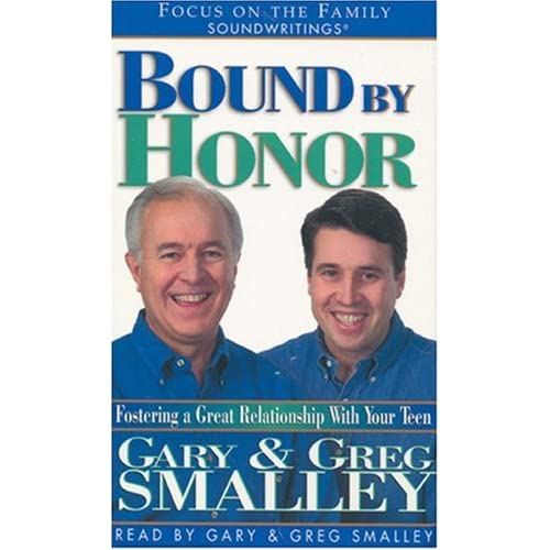 Image 0 of Bound By Honor By Smalley Gary Smalley Greg On Audio Cassette