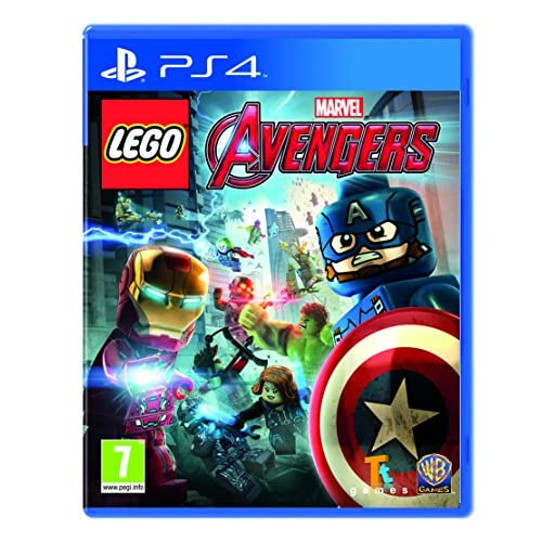 Image 0 of Lego Marvel Avengers PS4 For PlayStation 4