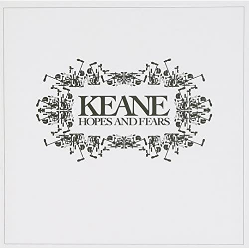 Hopes And Fears By Keane On Audio CD Album 2004