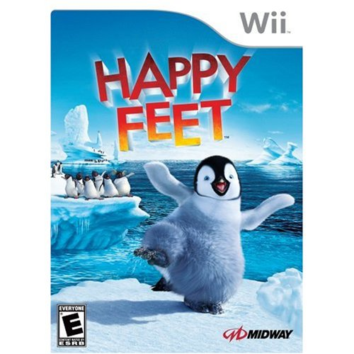Image 0 of Happy Feet For Wii And Wii U