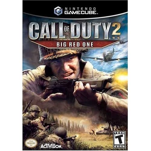 Call Of Duty 2: Big Red One For GameCube COD