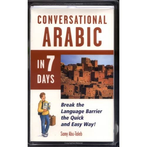 Image 0 of Conversational Arabic In 7 Days By Samy Abu-Taleb On Audio Cassette