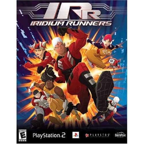 Image 0 of Iridium Runners For PlayStation 2 PS2