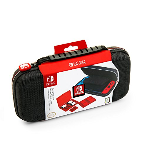 Nintendo Switch Deluxe Travel Case Premium Hard Case Made With Ballistic Nylon S