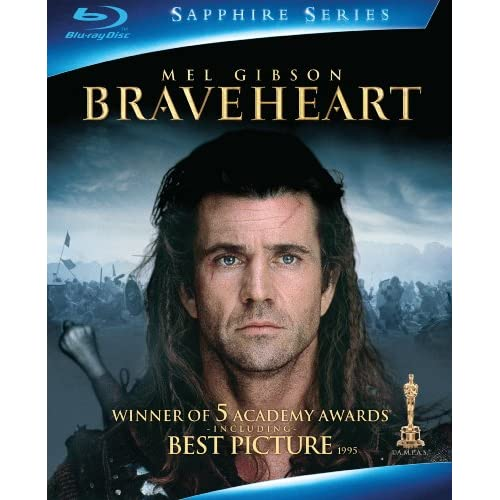 Image 0 of Braveheart Sapphire Series Blu-Ray On Blu-Ray With Mel Gibson