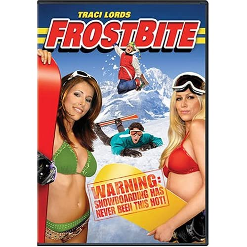 Image 0 of Frostbite On DVD With Peter Jason Comedy