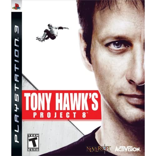 Image 0 of Tony Hawk's Project 8 For PlayStation 3 PS3