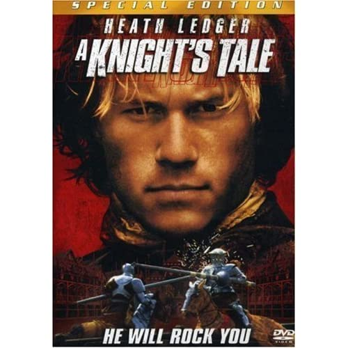 Image 0 of A Knight's Tale Special Edition By Sony Pictures Home Entertainment On DVD With