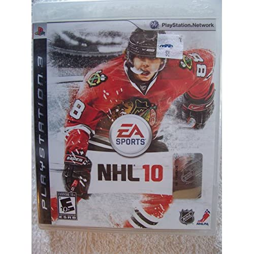 Image 0 of NHL 10 For PlayStation 3 PS3 Hockey