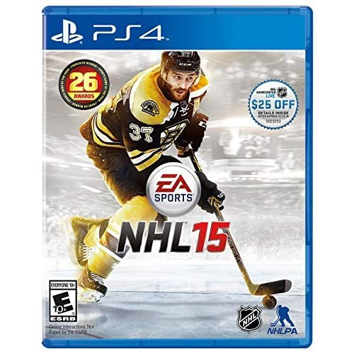 NHL 15 For PlayStation 4 PS4 Hockey