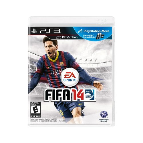 Image 0 of FIFA 14 For PlayStation 3 PS3 Soccer