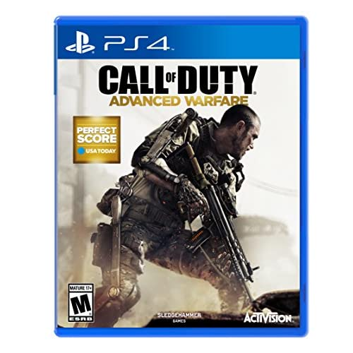 Image 0 of Call Of Duty: Advanced Warfare For PlayStation 4 PS4 COD Shooter