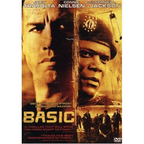 Image 0 of Basic On DVD With Samuel Jackson