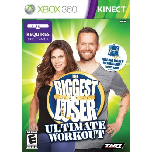 The Biggest Loser Ultimate Workout Music For Xbox 360