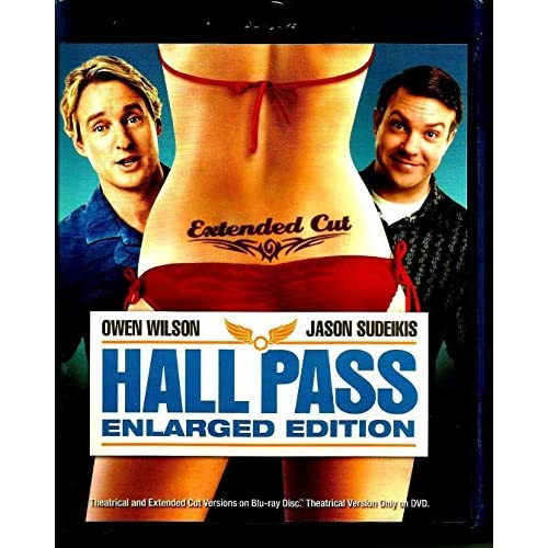 Image 0 of Hall Pass Extended Cut On Blu-Ray Comedy