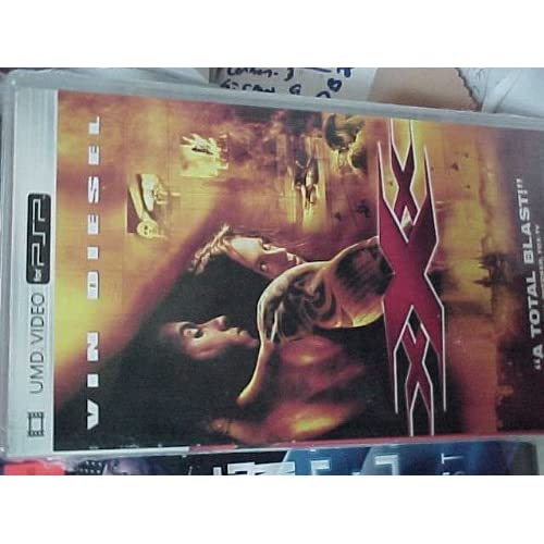 Image 0 of XXX Movie UMD Video For PSP