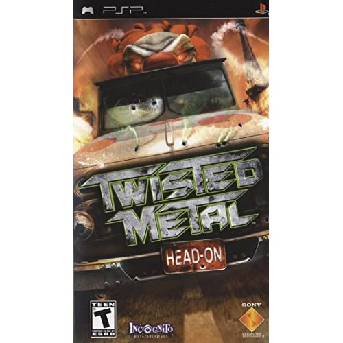 Image 0 of Twisted Metal: Head-On For PSP UMD Racing