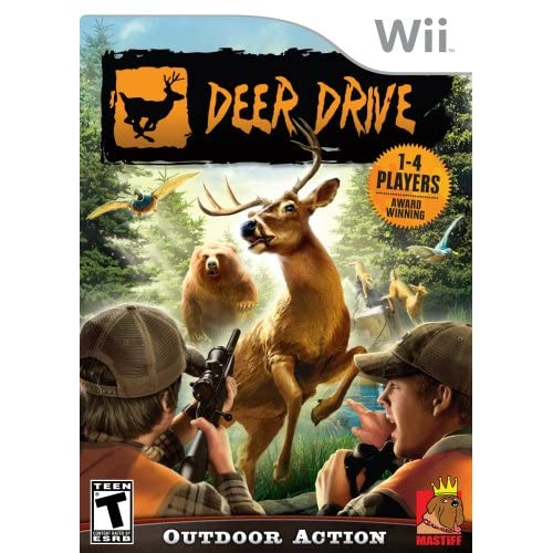 Image 0 of Deer Drive For Wii Shooter