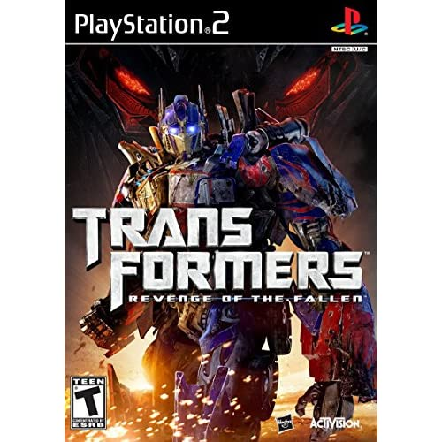 Image 0 of Transformers: Revenge Of The Fallen For PlayStation 2 PS2