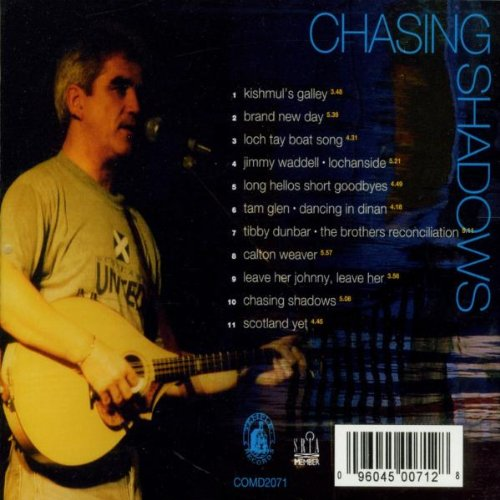 Image 2 of Chasing Shadows By Davy Steele On Audio CD Album 1998
