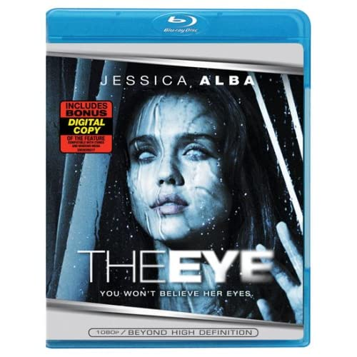 Image 0 of The Eye On Blu-Ray With Jessica Alba