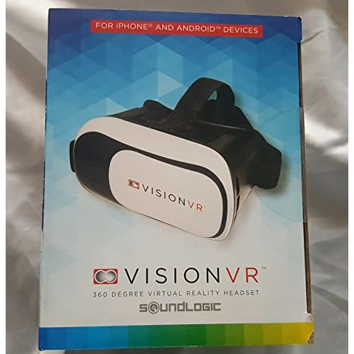Image 0 of Soundlogic Visionvr Virtual Reality Headset Multicolor RUW120