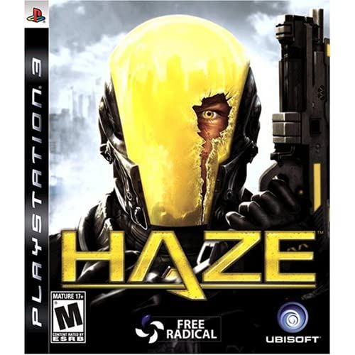 Image 0 of Haze For PlayStation 3 PS3 Shooter