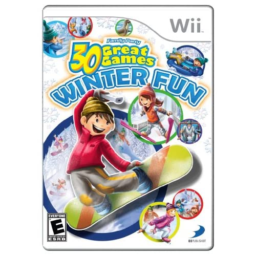 Image 0 of Family Party Winter Fun For Wii and Wii U Arcade