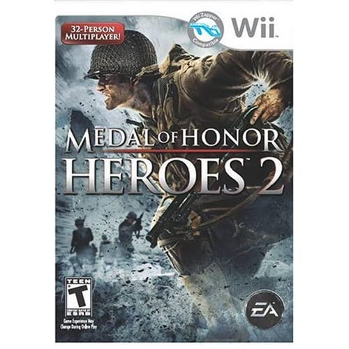Image 0 of Medal Of Honor: Heroes 2 For Wii and Wii U