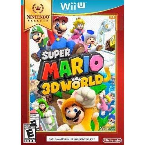 Image 0 of Nintendo Selects: Super Mario 3D World Renewed For Wii U