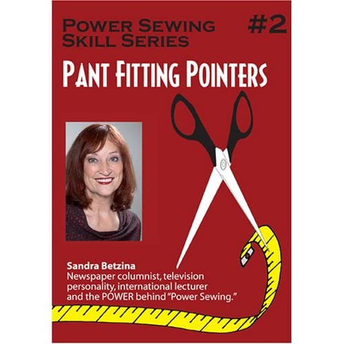 #2 Pant Fitting Pointers On DVD