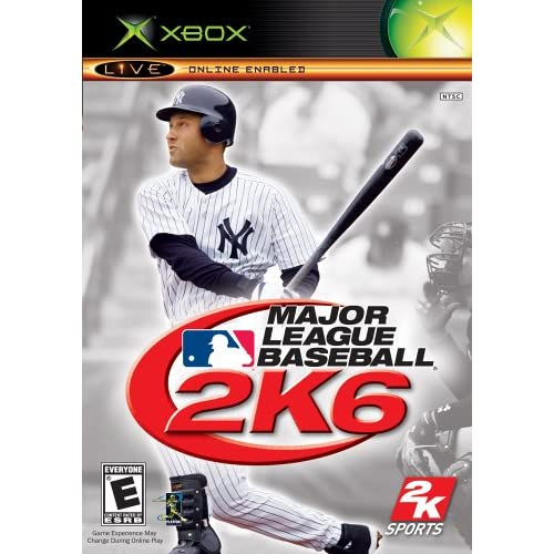 Image 0 of Major League Baseball 2K6 Xbox For Xbox Original