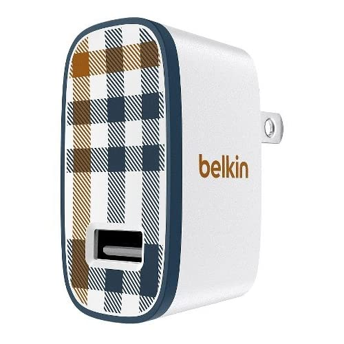 Belkin 2.4 AMP Home Charger White