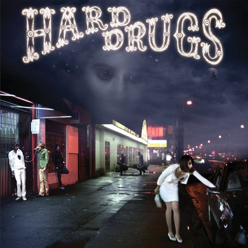Image 0 of Hard Drugs Record On Vinyl by Hard Drugs